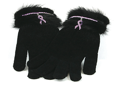 Day Furs Giving Gig Gloves
