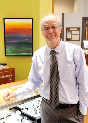 Greg Bires of Windsor Jewelry