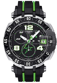 Tissot's official MotoGp watch available at Windsor Jewelry